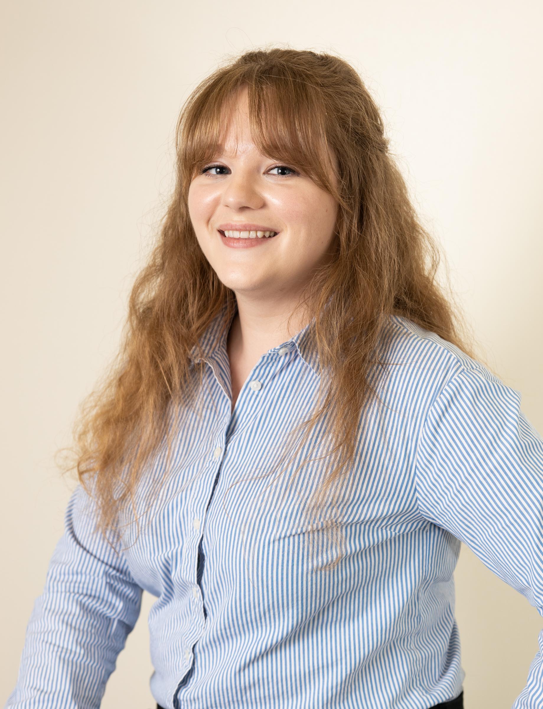 Megan Kittelman - Official Headshot 2021